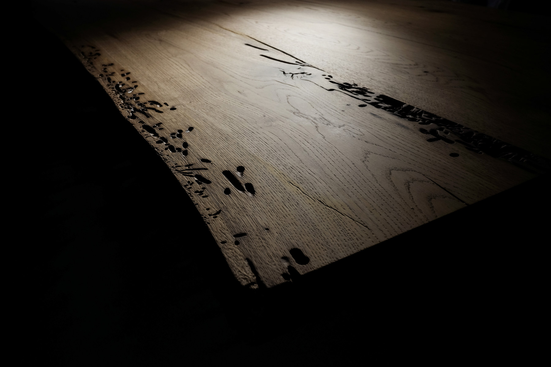 briccole wood detail